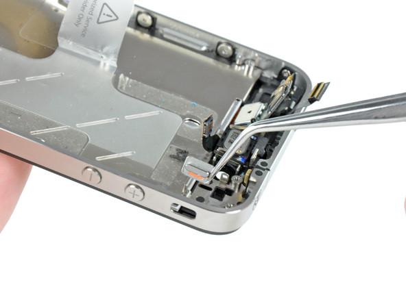 comment reparer le vibreur iphone 4